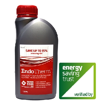 Příměs EndoTherm zvyšující výhřevnost radiátoru 500 ml