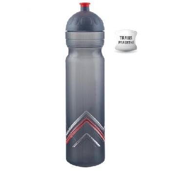 Zdravá lahev Bike Hory červená 1000 ml