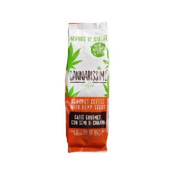 Cannabissimo káva s konopnými semínky 250 g