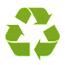 Z recyklovaného materiálu