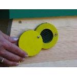 Čmeláci dřevěný úl čmelín s okénkem