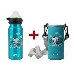 Lahev Eco Bottle Lucky Cat 400 ml